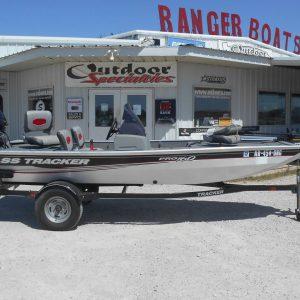 Lanchas de pesca usadas en venta modelo 2014 Tracker Pro 160