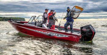 Lanchas y botes de pesca